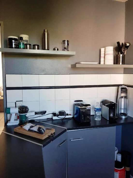 Location lattes centre - t3/4 de 80m2 en duplex