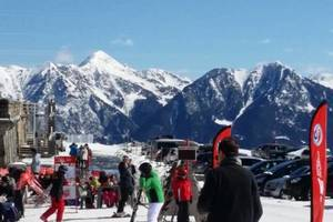 Location t2  luchon centre wifi cures/ski/rando